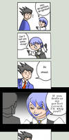 Ace Attorney - Nyoron