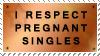 Single and preggo? No problemo by lane-nee-chan
