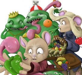 froggy punks