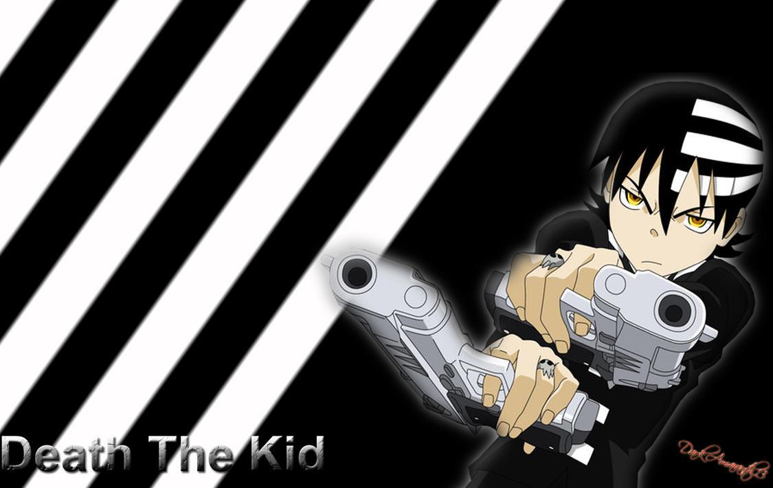 Death The Kid Wallpaper By DarkAmaranth13