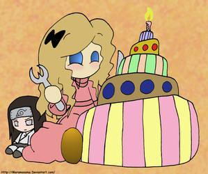 Happy Birthday Odespaprikan