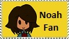 Noah Fan stamp by Maramasama
