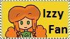 Izzy Fan stamp by Maramasama