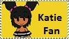 Katie Fan stamp by Maramasama