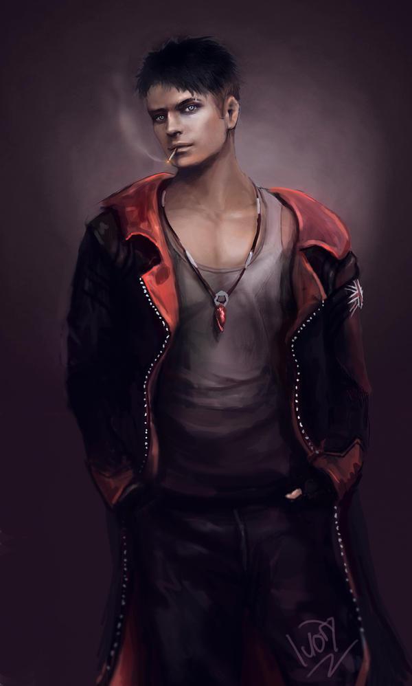 Dante by oO-NairaIvory-Oo