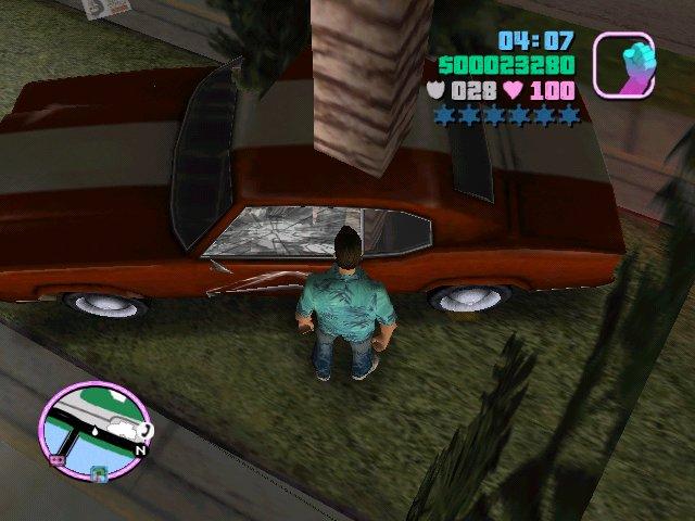 Car Games Parking Space