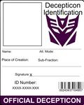 Decepticon ID 2.0