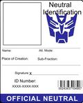 Neutral ID