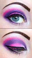 Purple dream eyeshadow