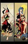 kunoichi sisters