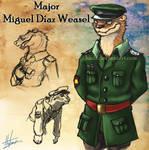 Soldiers: Major Weasel