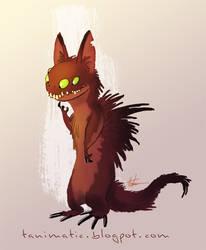 Cartoon monster 5 by Hndz