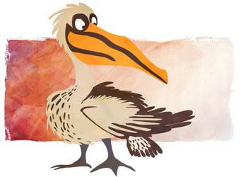 Pelican by Hndz
