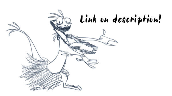 Lizard Hula -animated-