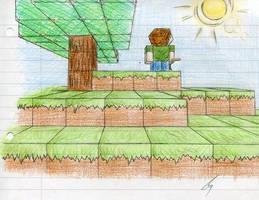 Minecraft by Furin94