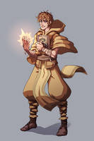 Commission: Cleric of Hastur by Furin94