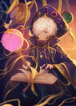 Wizard Cookie [Arcana]
