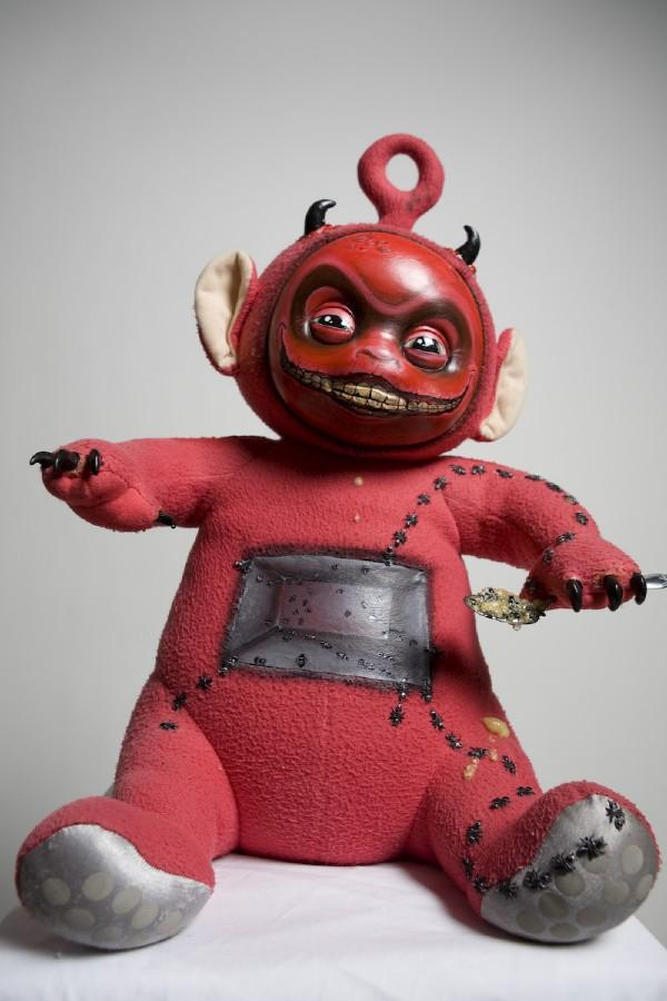 Devil-Tubby Two by RealRottenCandy