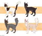 Feline Adopts [2/4 OPEN]