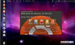 Ubuntu Unity 5.0 Mock-up
