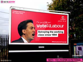 Vodafone - Labour Party 2015