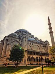Suleymaniye Cammi