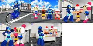 MMD PS2 japan commercials
