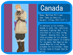 Yep,I even included Canada,