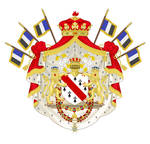 Coat of Arms for the Georgian Empire (Greater) by Aleksandr-2