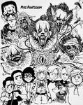 IT/Pennywise and The Losers Club