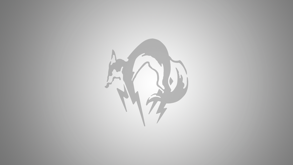 gallery for metal gear foxhound logo wallpaper
