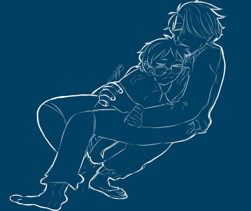 Cuddles by Vilindaa
