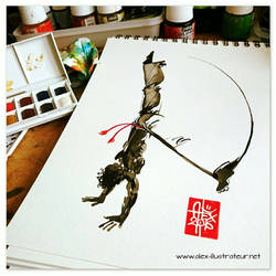New watercolor
