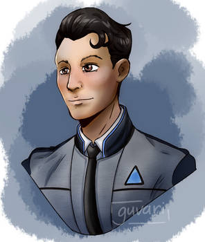 Connor ( from six fanarts)