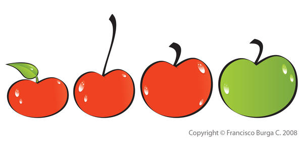 Fruits by hotpixel69