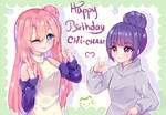 [+Video] Gift - Happy Birthday Chi-chan !