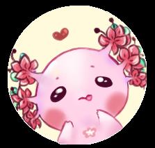 Axolotl Icon - [Example of future pack]