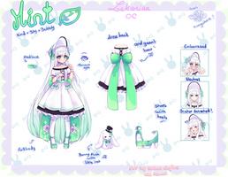 Commission - Sweet mint by Nelkah-Kaylina