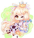 [+Video] Commission - Fluffy sky's Queen