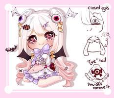 [CLOSED] Adoptable bat's eyes