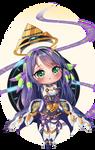 [Comm][Fanart] Osiris - Kamihime PROJECT