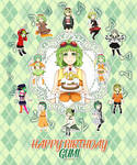 Happy 10th Birthday Gumi!