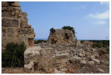 The Panaghia Chrysiotissa 12 by northcyprus