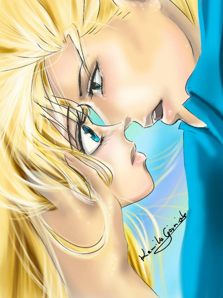 jacky and jessie by VirtuaAngel
