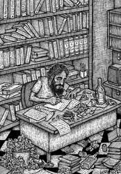 Pandemonium Graphic Novel - Extras 06 by alissonribas