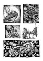 Pandemonium Graphic Novel Capitulo II - Pagina 49