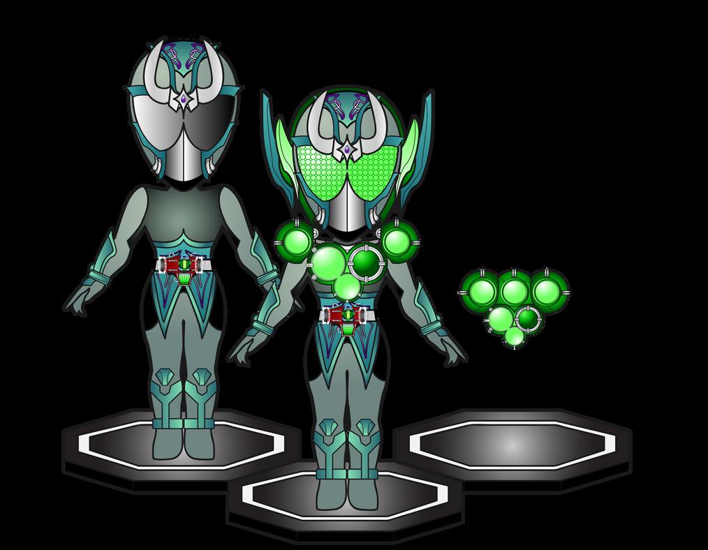New Gen Rider Valkyrie by netro32