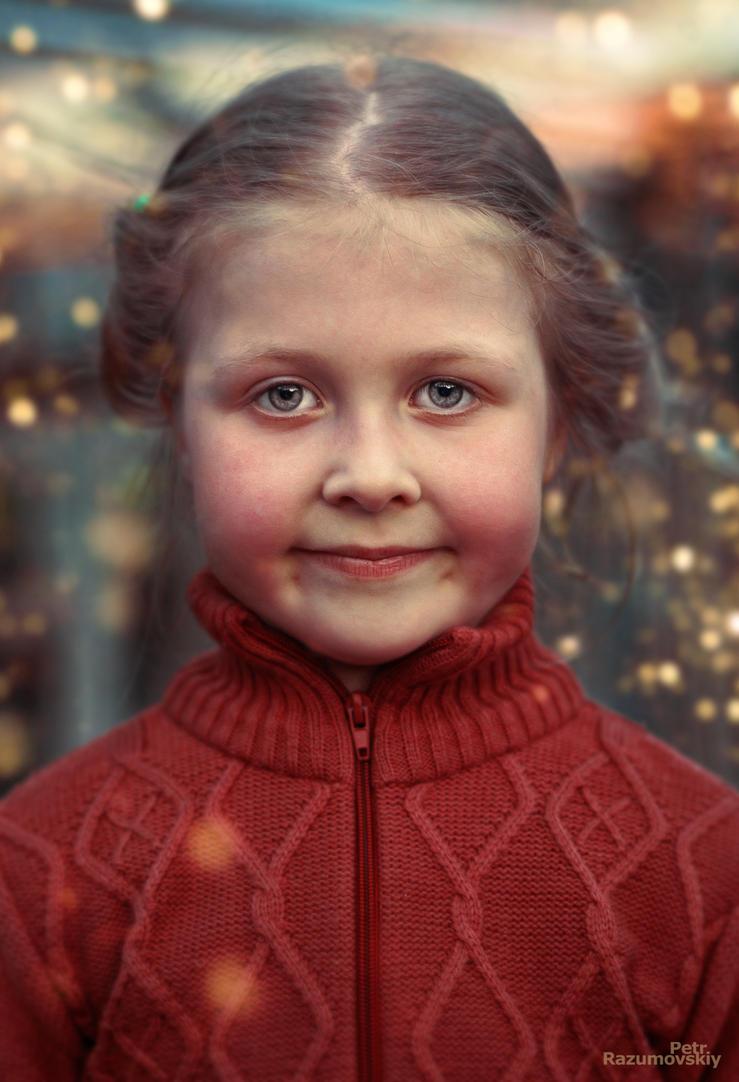 Olesya by GraphPetr