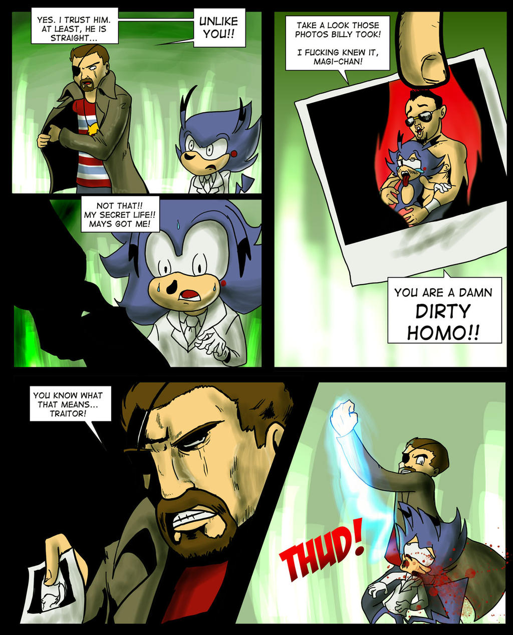 Sonichu Finale 2 Page 32 By HarryManzinni On DeviantArt