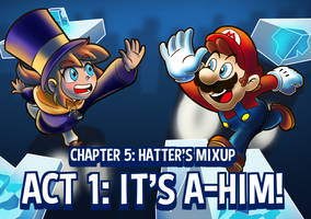 A Hat In Time: Chapter 5: meeting Mario by HarryManzinni